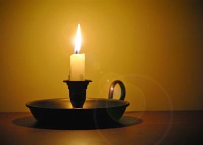 Mitos na figura da vela